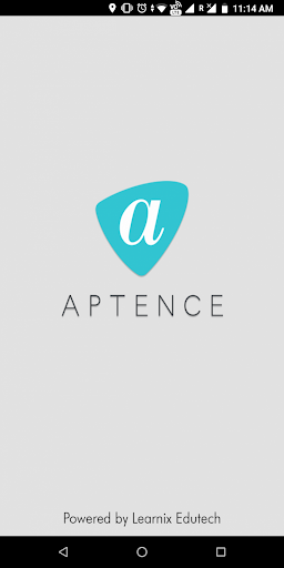 Aptence -Aptitude Training App For School Students