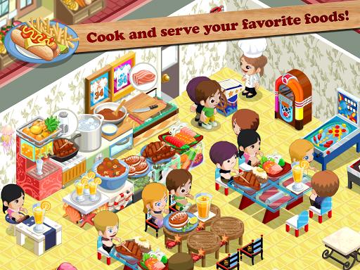 Restaurant Story: Food Lab