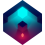 icon Glowing Cube