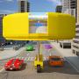 icon Futuristic Gyroscopic Bus City Driving