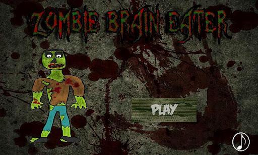 Zombie, Brain Eater