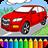 icon Motors kleur spel 1250