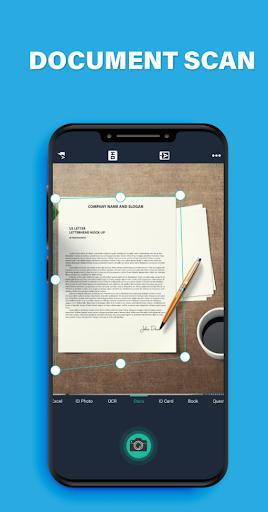 Camera Scanner - Fast PDF Scanner App