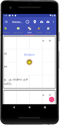 Horoscope Tamil - Supersoft Prophet