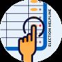 icon Election Help Line
