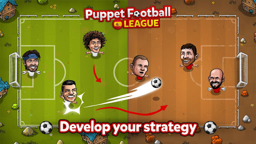 Puppet Football Spain CCG/TCG