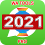 icon WhatsTools Pro 2021 Status Saver and Data Cleaner