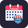 icon usa.calender.government.events.holiday.festival