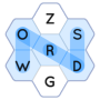 icon Word Search - Hexagons