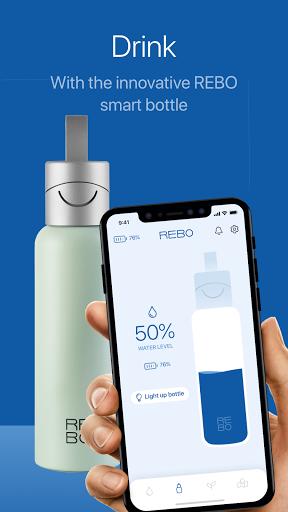 REBO Smart Bottle