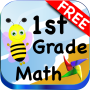 icon First Grade Math Learning Game