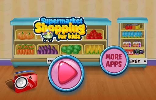 Supermarket Shopping for Kids