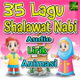 icon Lagu Sholawat Anak Muslim