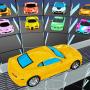 icon Multi-Level Underground Car Parking Driving School