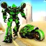 icon Real Moto Robot Transform: Flying Bike Robot Wars