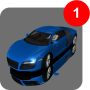 icon Real City Car Parking Valet 3D