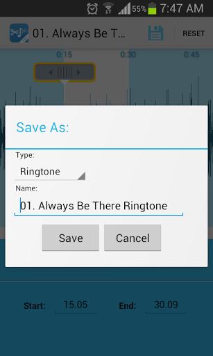 Music Cutter Ringtone Maker