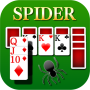 icon Spider Solitaire [card game]