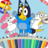 icon Bluey coloring book 1.0