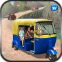 icon Offroad Tuk Tuk auto Rickshaw