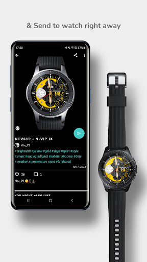 MR.TIME MAKER for SAMSUNG GEAR
