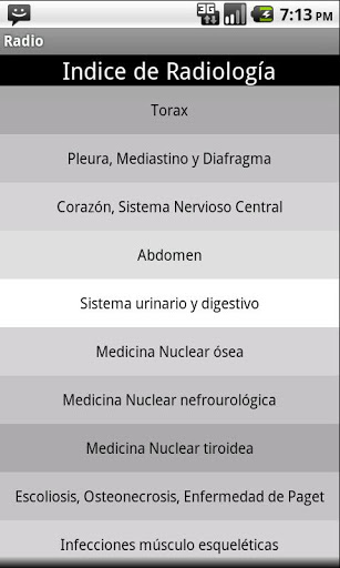 Radiology in short questions