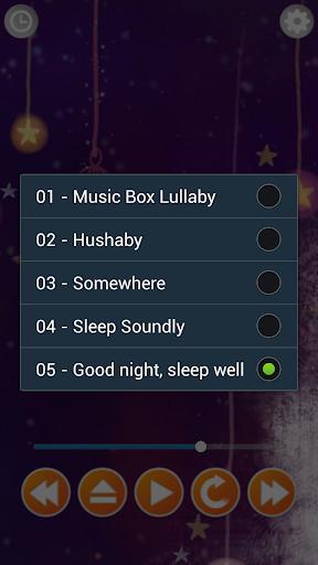 Lullabies Relax & Sleep Baby