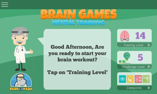 Brain Games: Mental Training!