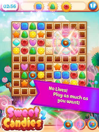 Sweet Candies 2 - Cookie Crush