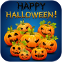 icon Halloween Greeting Cards Maker