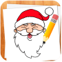 icon How to Draw Christmas