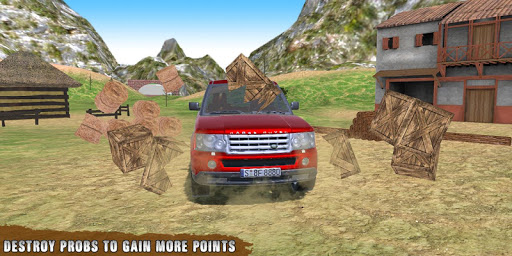 4x4 Off Road Rally Truck