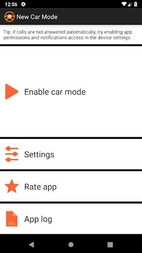 New Car Mode