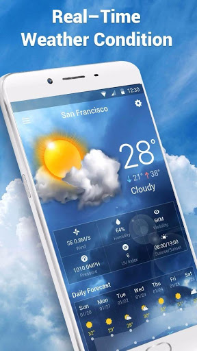 Weather Forecast Widget Free