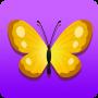 icon Triple Butterfly