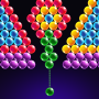 icon Bubble Wizard: a Bubble Shooter - match 3 game.