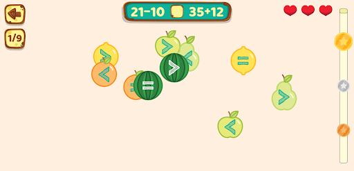 Matematika 2 sinf