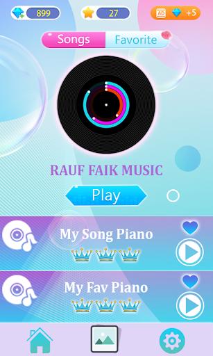 Rauf Faik Piano Tiles