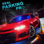 icon Car Driving and Parking Pro Simulator 2019