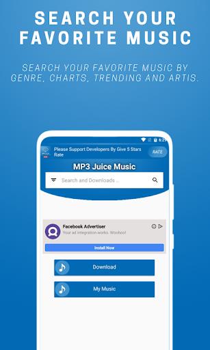 MP3 Juice - Free Music MP3 Downloader