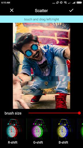 Onetap Glitch - Photo Editor