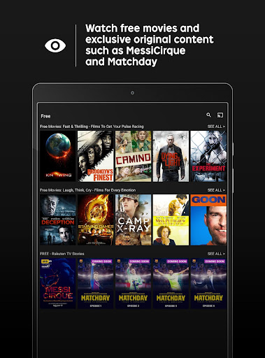 Wuaki.tv - Movies & TV Series