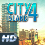 icon City Island 4- Sim Town Tycoon: Expand the Skyline