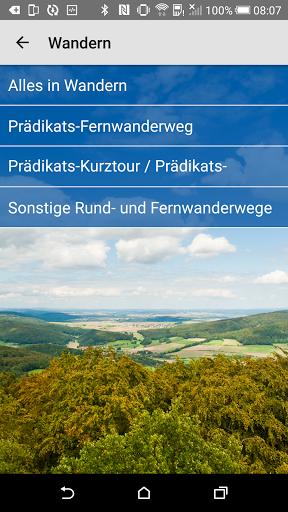 Nature Park Lahn-Dill-Bergland