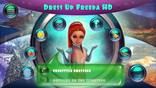 Dress Up Freeda HD