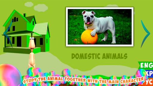 Animal World for Kids (Free)