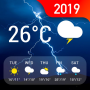 icon Weather Forecast App & Radar Widget