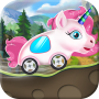 icon Unicorn Racing Cars Animals Vroom
