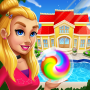 icon Home Sweet Home Design Bubble Shooter House Manor