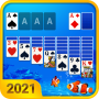 icon Solitaire 3D: Ocean Free Cards Game